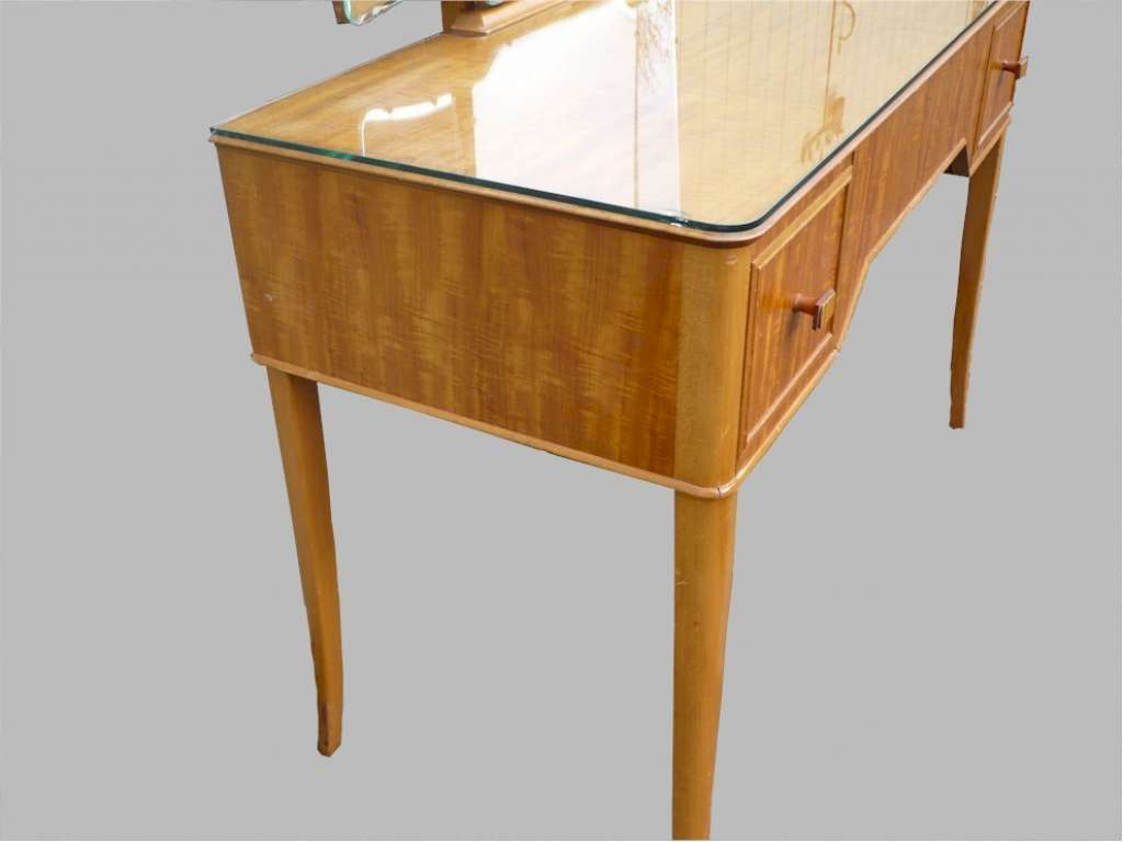 Mid century dressing table by Heals in Peroba wood