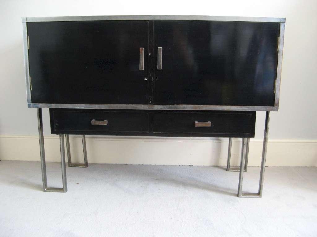 Modernist Art Deco Sideboard By Heal's