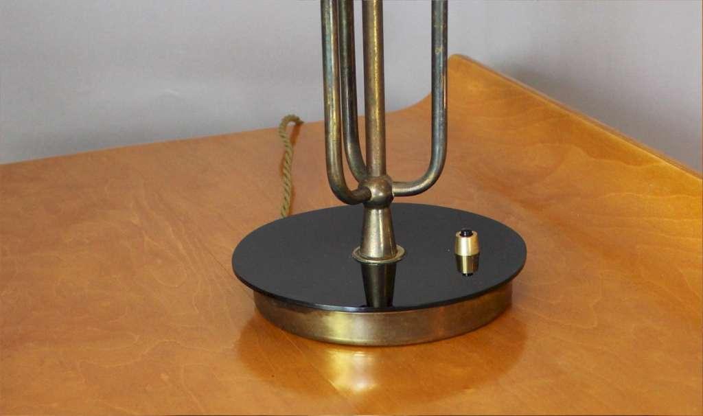 Stylish 1950s Table Lamp