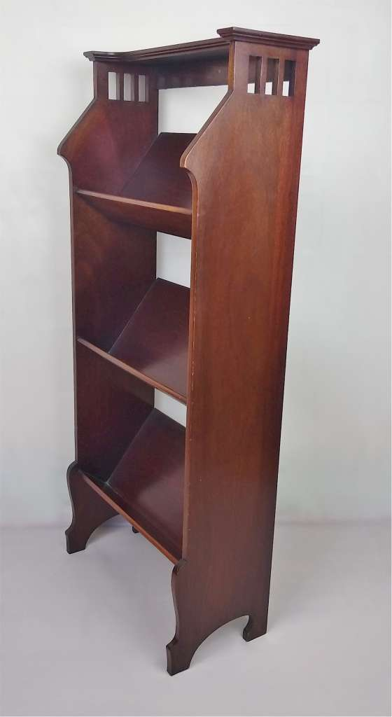 Shapland and Petter bookcase