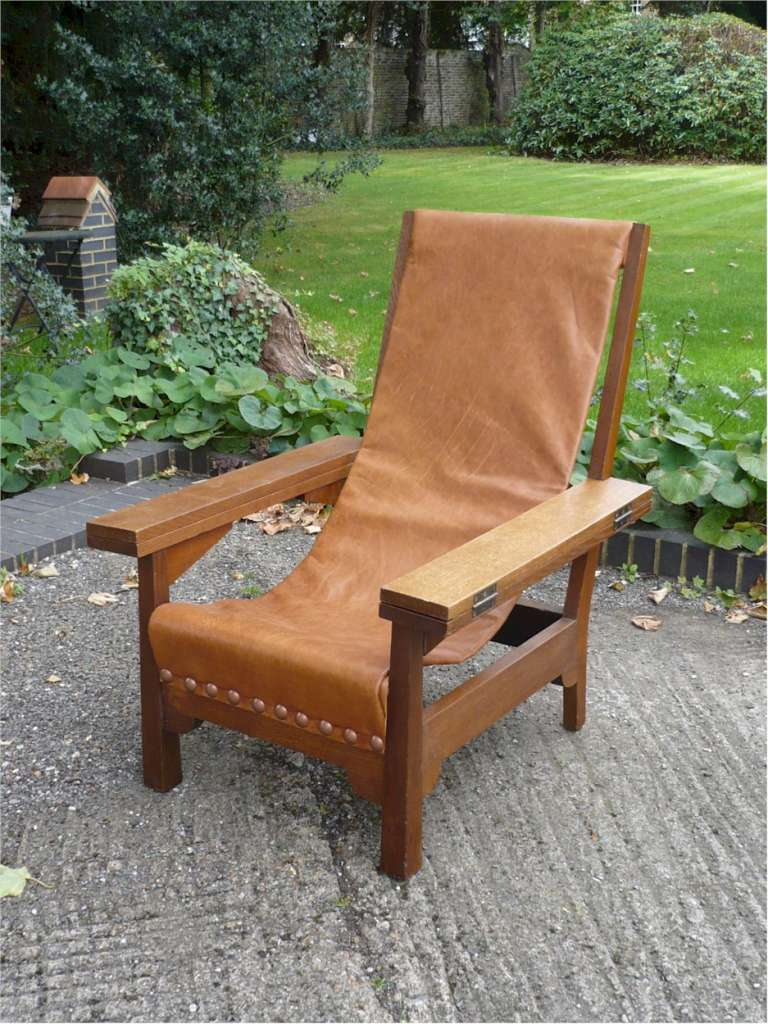 Liberty & Co Kentigern armchair in oak