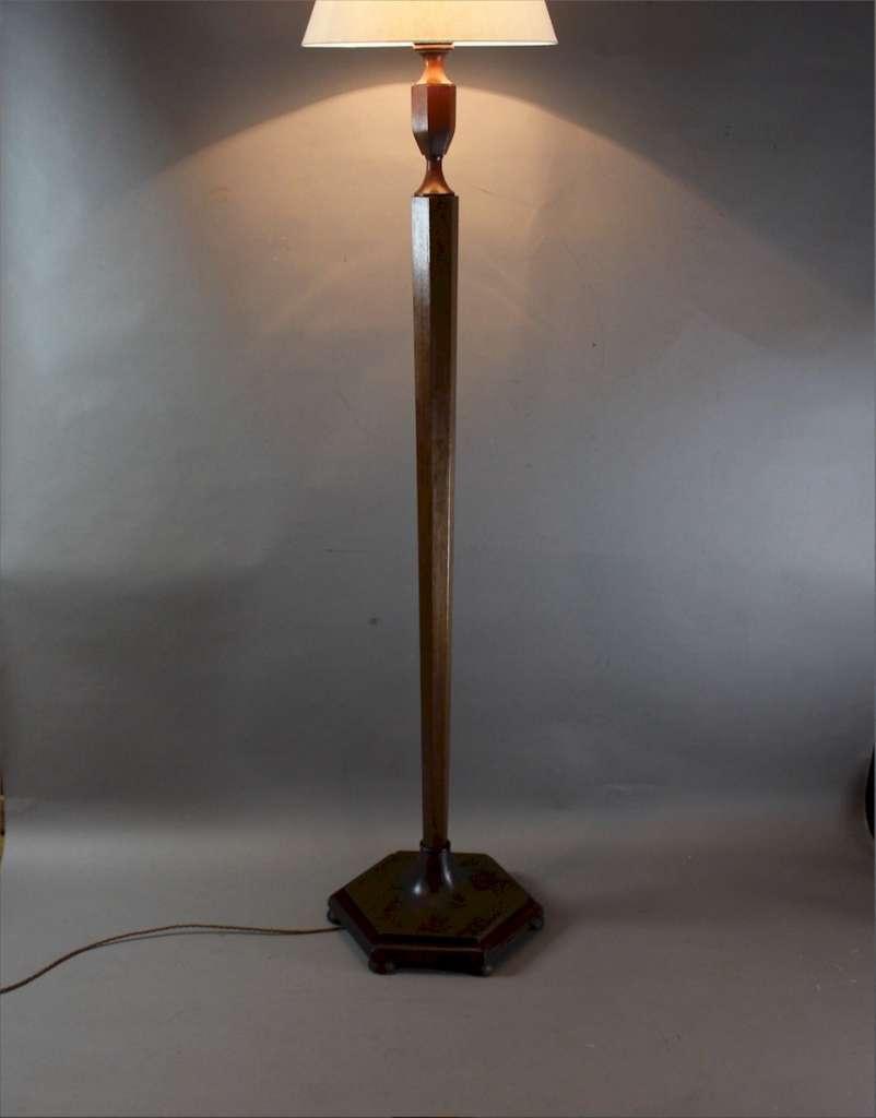 Heals mahogany floor lamp c1920s heals art furniture heals mahogany floor lamp c1920s heals mahogany floor lamp c1920s aloadofball Choice Image