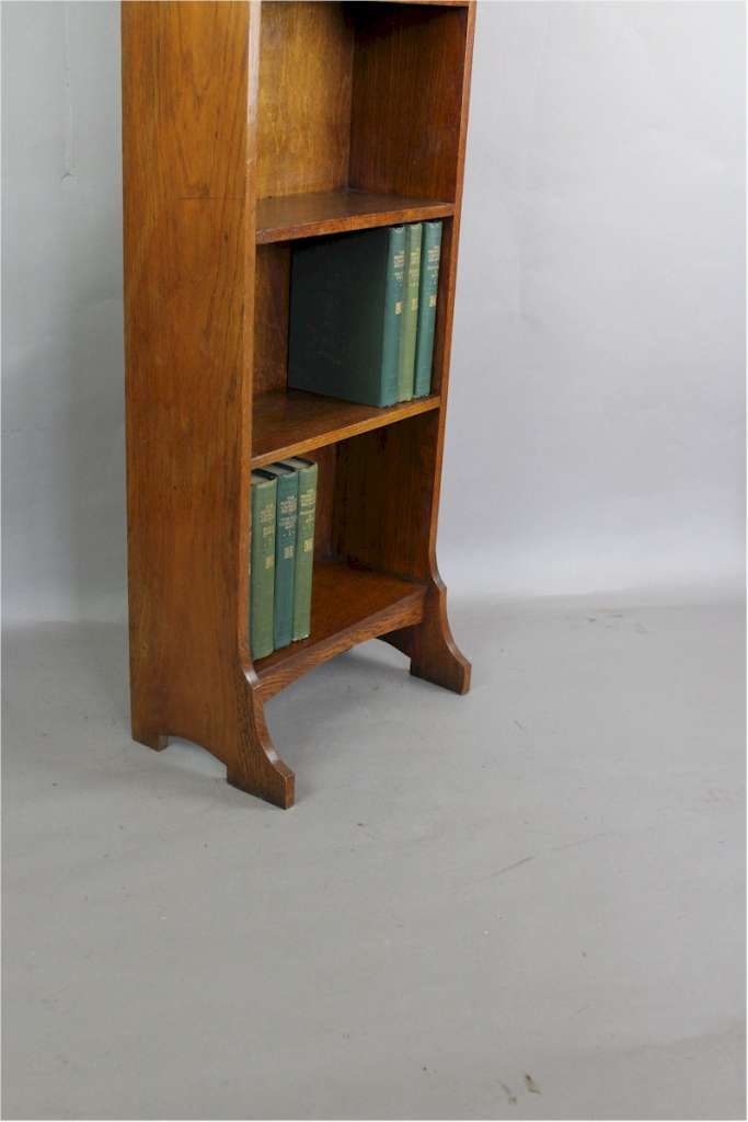 Heals Oak Open Bookcase From The 1920 39 S Sold Art Furniture