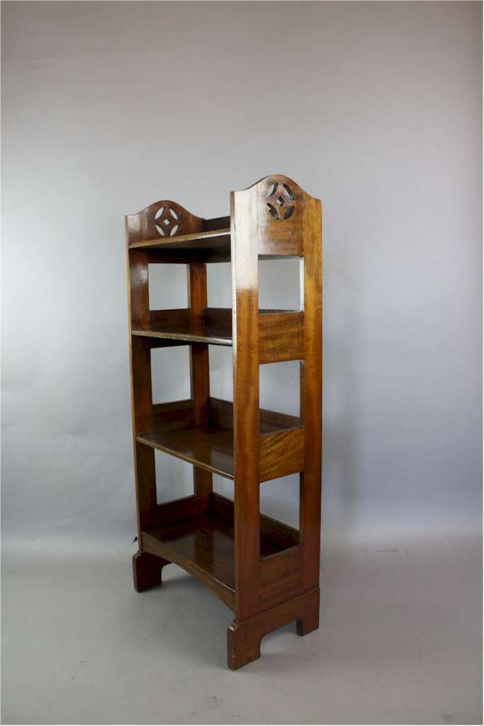 Arts And Crafts Mahogany Bookcase Art Furniture