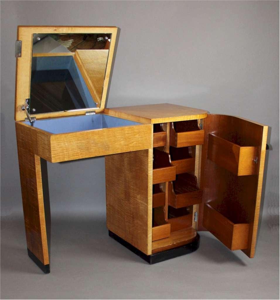 Art Deco Modernist Dressing Table British 1930 S Art