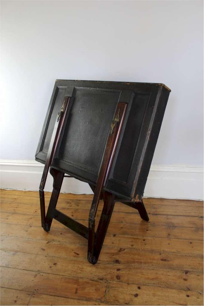 Artists Portfolio Case By Slade Bros London C1890 Sold Art Furniture