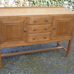 Heal & Son sideboard in oak
