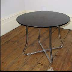 Art Deco Modernist table by PEL c1930
