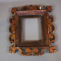 Decorative antique frame. Possibly Italian c1800 ?