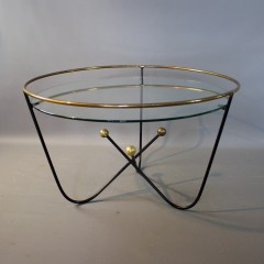 1950's Atomic Coffee Table by Edward Ihnatowicz for Mars Furniture