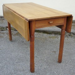 Cotswold School dining table in oak