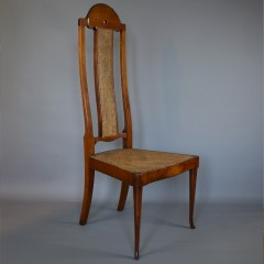 Arts and crafts chair by George Walton